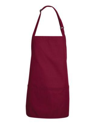 Chef Designs Premium Short Bib Apron