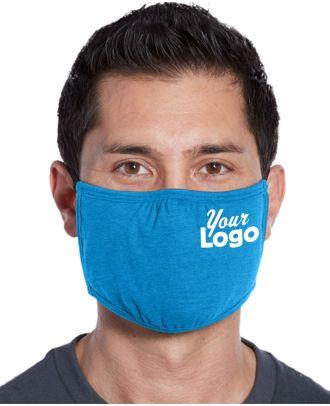 WF Unisex VIT Shaped (20-units) Custom-Logo Face Mask