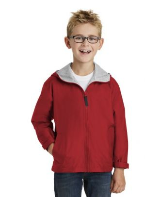 Port Authority Youth Team Hooded Jacket